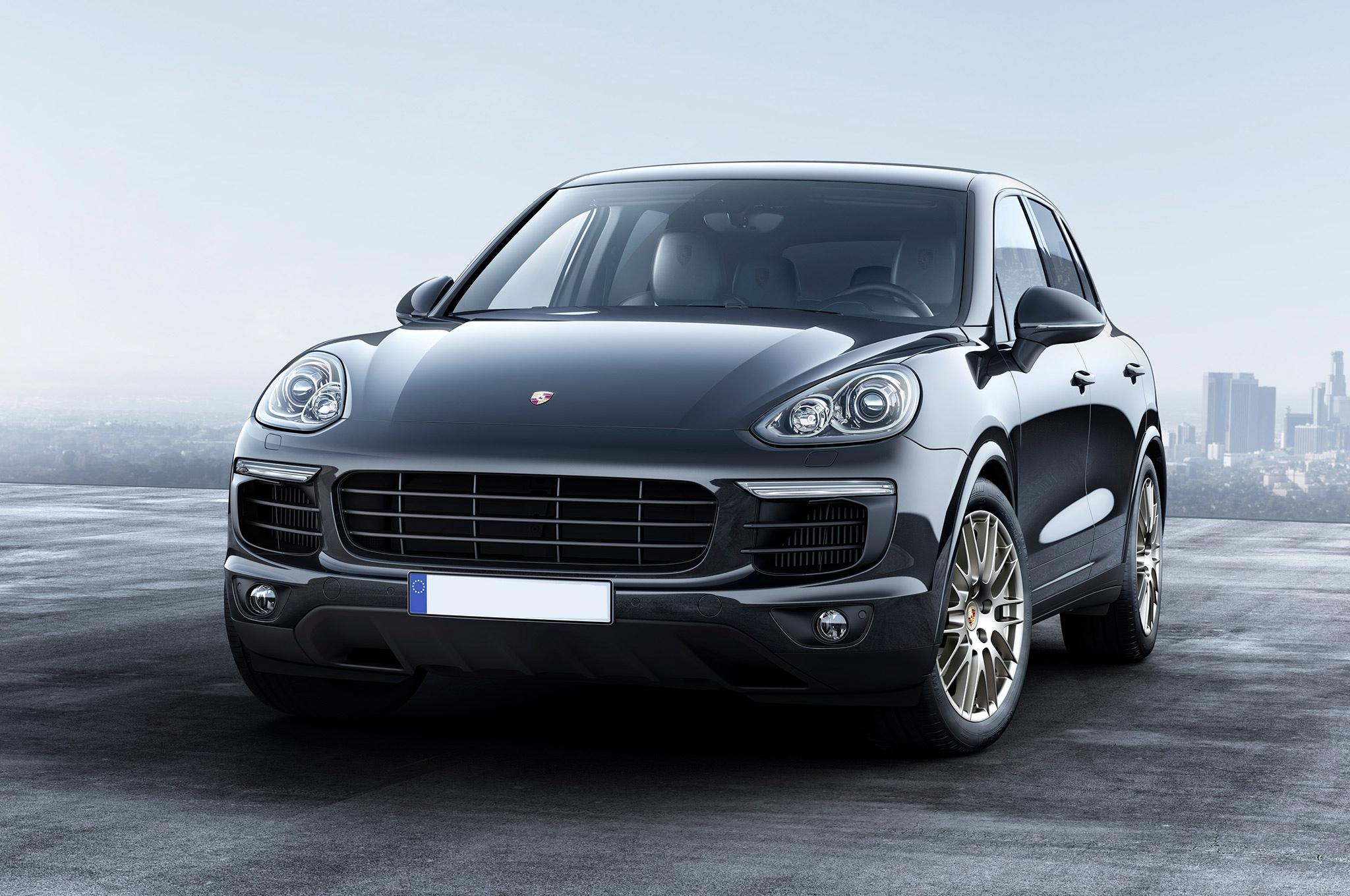Porsche cayenne taxi sos
